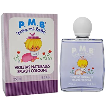 Para Mi Bebe Violetas Naturales Splash Cologne 250ml
