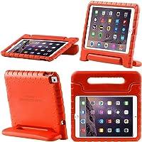 i-BLASON iPad 9.7 2017 Funda, Apple iPad 9,7 Pulgadas 2017 Funda para niños ArmorBox KIDO Series Super Protector Rojo