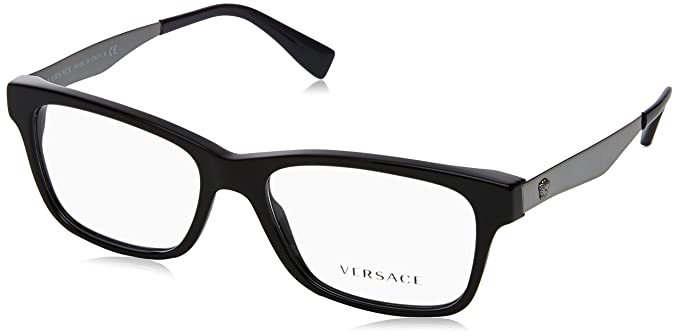 84cb05c146 Amazon.com  Versace Men s VE3245 Eyeglasses 55mm  Clothing
