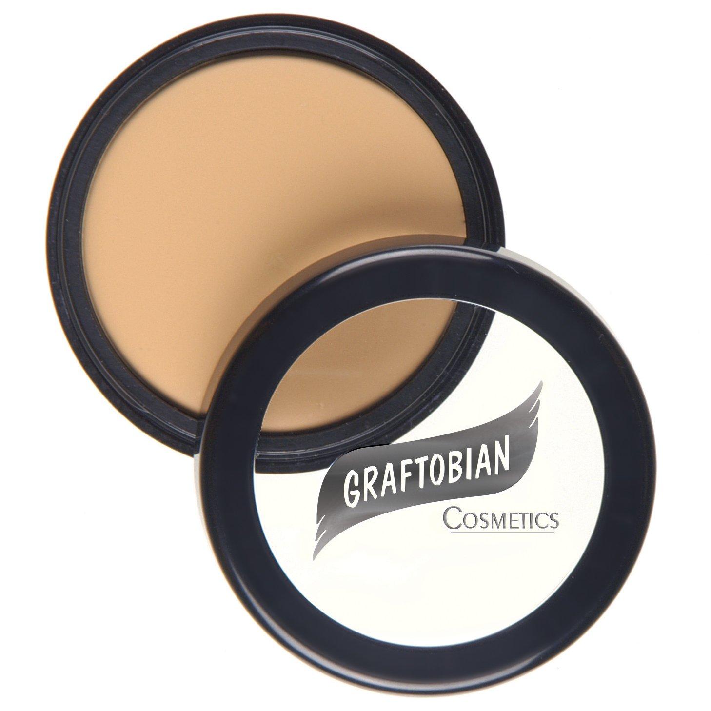 Graftobian HD Crème Foundation 1/2oz, Leading Lady (N)