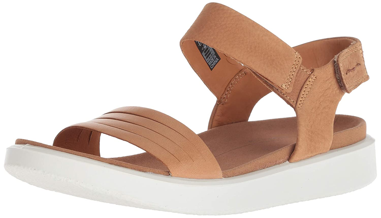 1ff779b7f9055e Amazon.com  ECCO Women s Flowt Strap Sandal  Shoes