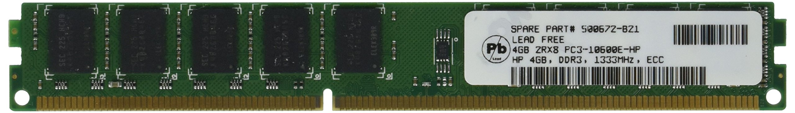 HP 500672-B21 4GB DDR3 SDRAM Memory Module - CM8680 by HP