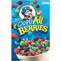 Cap'n Crunch's Oops All Berries Cereal 15.4 Oz