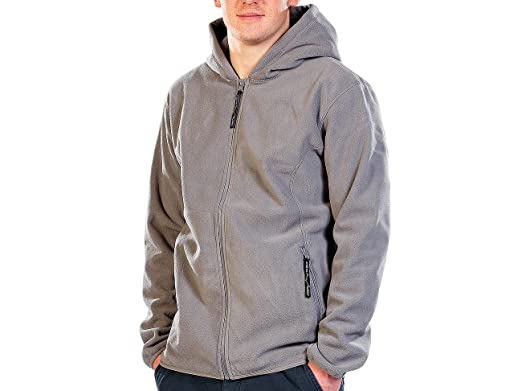 Herren winter fleece jacken
