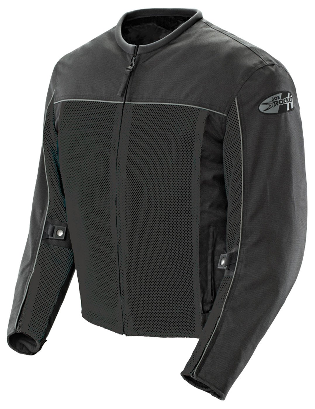 X-Large 1254-0205 Joe Rocket Velocity Black//Blue Mesh Motorcycle Jacket