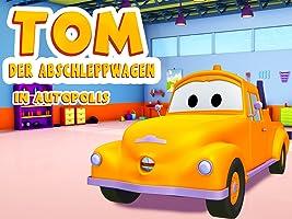 Tom der Abschleppwagen in Autopolis