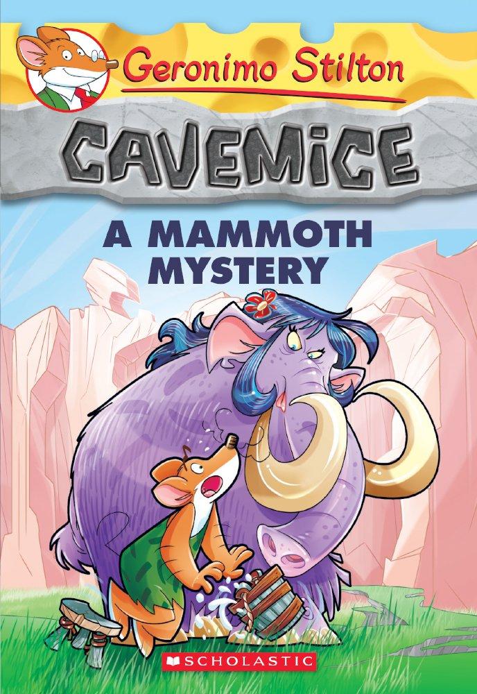 Download A Mammoth Mystery (Geronimo Stilton Cavemice) ebook