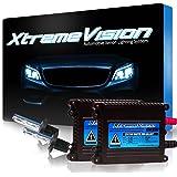 XtremeVision 35W HID Xenon Conversion Kit with Premium Slim Ballast - H7 8000K - Medium Blue - 2 Year Warranty