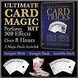 Magic Makers Encyclopedia of Card Tricks Set