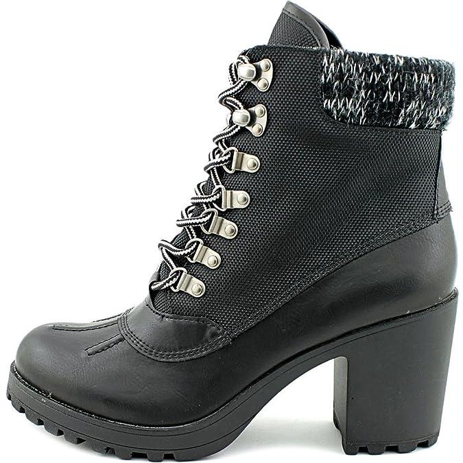 ROCK & CANDY MILA, Platform Stiefel Mujeres, Pumps rund, Groesse 6 US /37 EU:  Amazon.de: Schuhe & Handtaschen