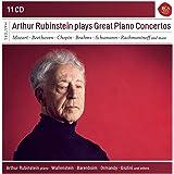 Arthur Rubinstein Plays Great Piano Concertos