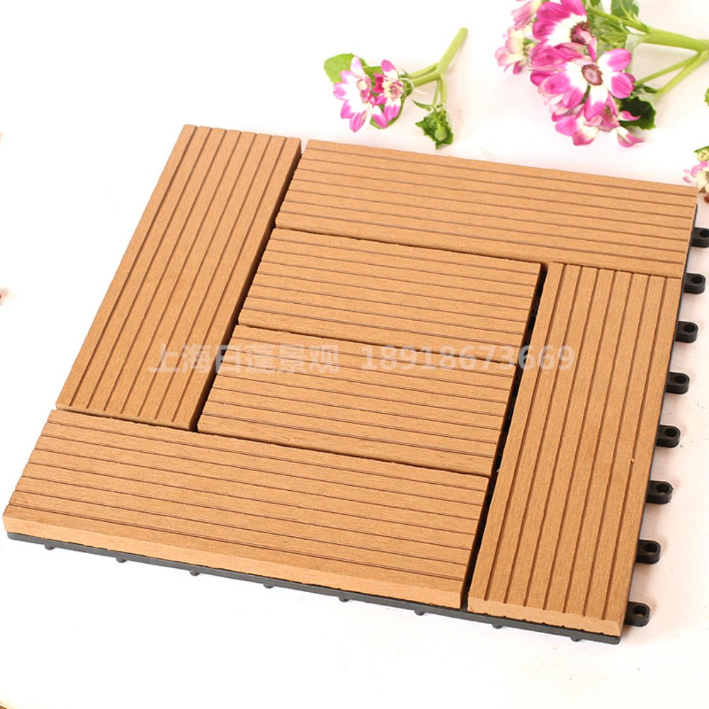 Diy Wood Flooring Wood Flooring Balcony, Bathroom, Sauna Board Wood Flooring JAHDGAHSDX