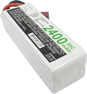 Cameron Sino – Batteria 2400 mAh Compatibile con RC cs-lp2404 C30rt