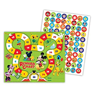 Eureka Mickey Mouse Clubhouse Mickey Park Mini Reward Charts