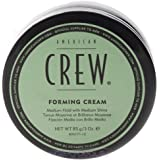 American Crew Forming Cream for Men, 3 Ounce Jar (Pack of 3 Jars)