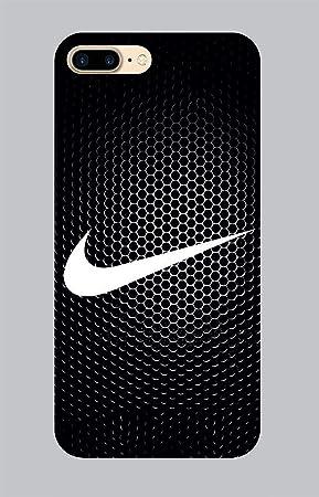 en voz alta navegador Ejército  WorldSell Funda de Silicona Suave Case Cover Protección Cáscara Soft Gel  TPU Carcasa Funda para iPhone 7-8 Plus Brands 014 Nike: Amazon.es:  Electrónica