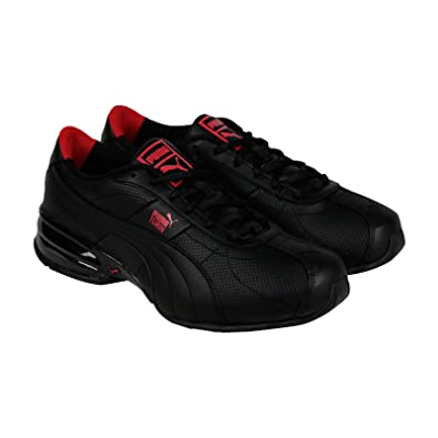 factory price 0b95e f6972 Amazon.com | PUMA Men's Cell Turin Cross-Training Shoe Black ...