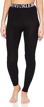 Calvin Klein Women's Legging 1p Legwear Logo Lissy Tights
