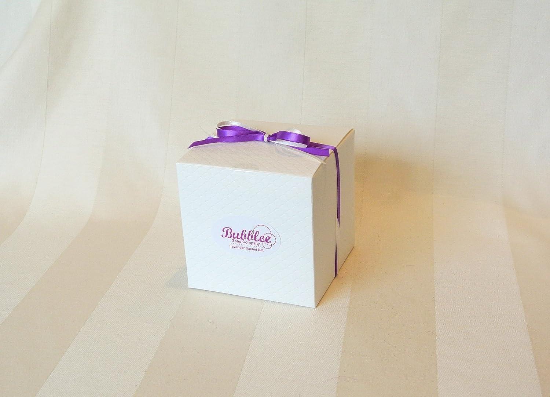 Amazon.com: Bolsita de Lavanda Set de regalo (6 paquetes ...