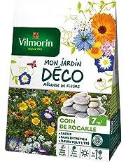 Vilmorin 5867307 Pack de Graines Mélange de Fleurs Coin 7 m²