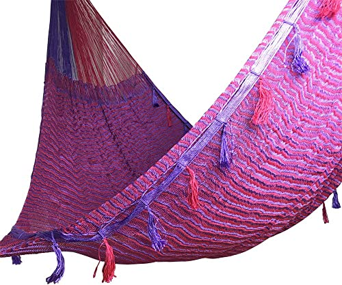 jjcarolina Rope Handmade Mayan Hammock