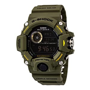 Casio G-Shock RANGEMAN Master Review