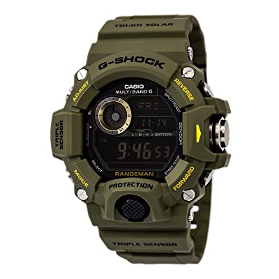 G-Shock Rangeman Master Watch Review