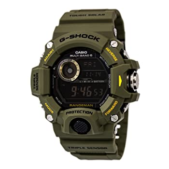 Casio G Shock Rangeman