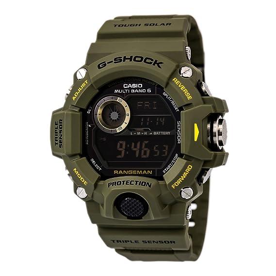 Casio GW9400-3 Hombres Relojes