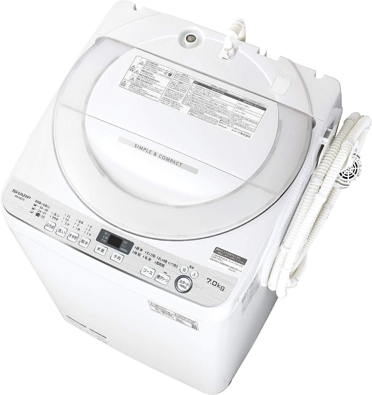シャープ SHARP 全自動洗濯機 ES-GE7D