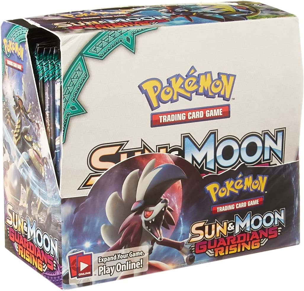 Pokemon Cards 36x Booster Packs = 1 Booster Box PERFECT Gift Different Series