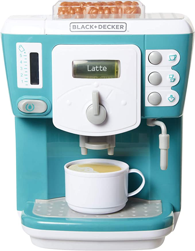 BLACK DECKER Junior Coffee Maker Role Play Pr