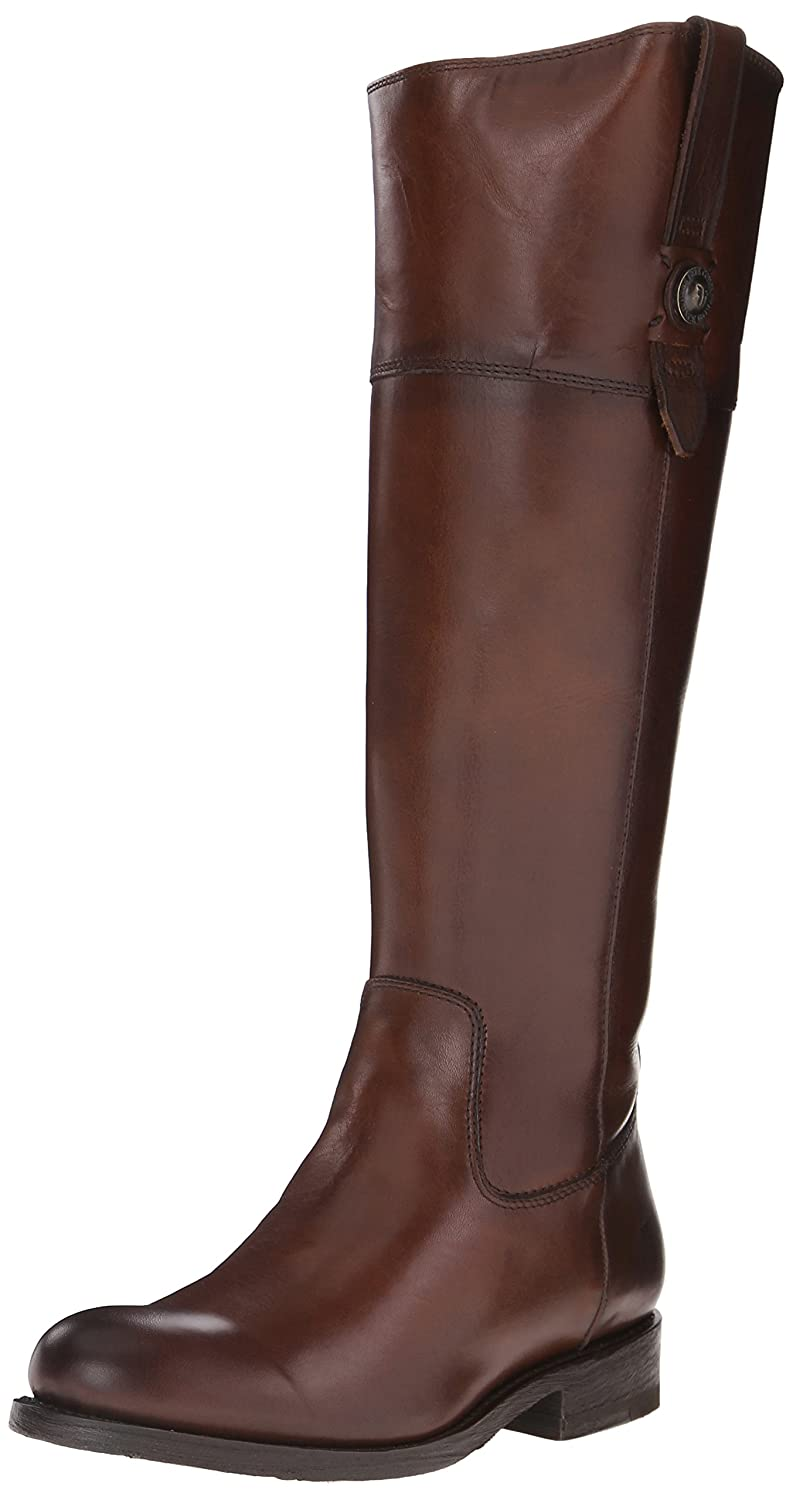 FRYE Women's Jayden Button Tall-SMVLE Riding Boot B00R5516LA 10 B(M) US|Redwood-76095