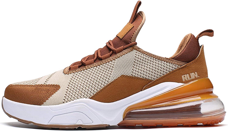 SKDOIUL Men air Cushion Sport Running Tennis Walking Shoes