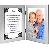 Dad Gift - Sweet Poem for Father for His Birthday or Father's Day - Add Photo