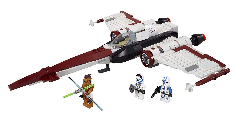 Amazon Lego Star Wars Z 95 Headhunter 75004 Toys Games