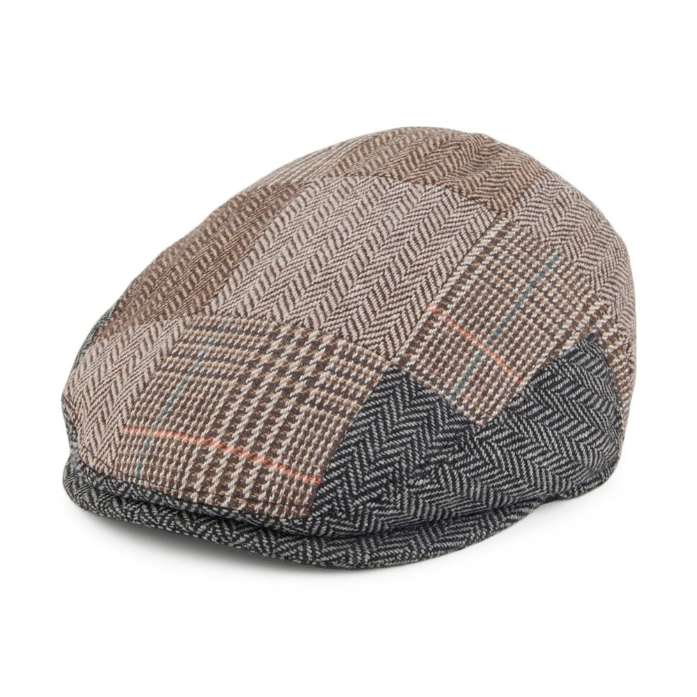 Jaxon & James Baby Patchwork Flat Cap - Multi-Coloured