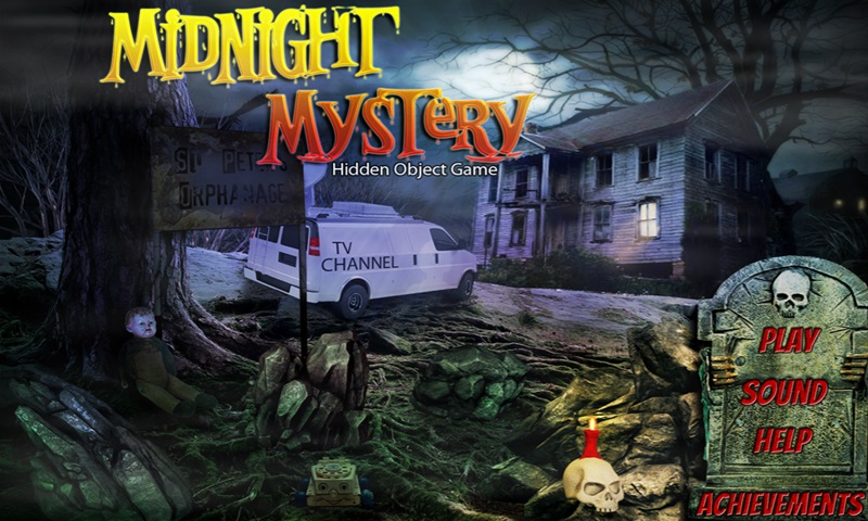 Amazon Com Playhog 92 Hidden Objects Games Free New Midnight Mystery Appstore For Android