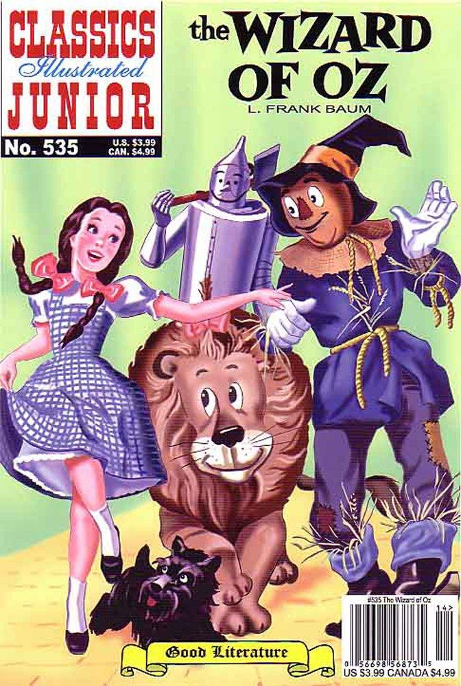 Wizard Classics Illustrated Junior 535
