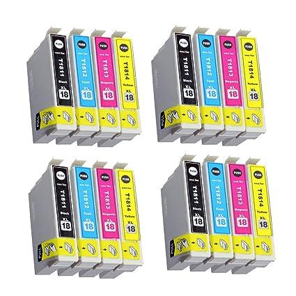 Color Reservorio 16 x T1811 - Cartuchos de Tinta XL para ...