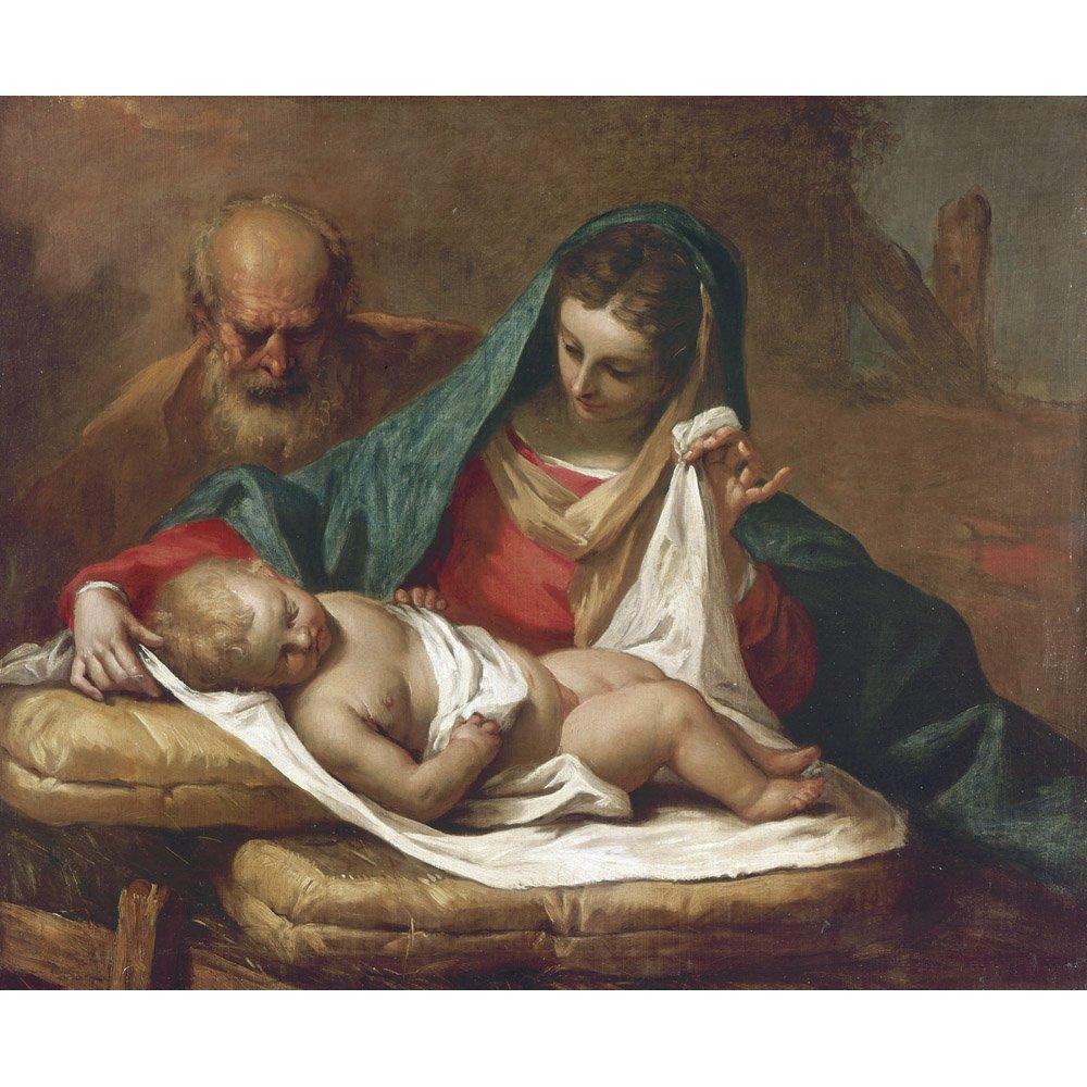 The Holy Family (Ricci), Sebastiano Ricci - Medici Drucken