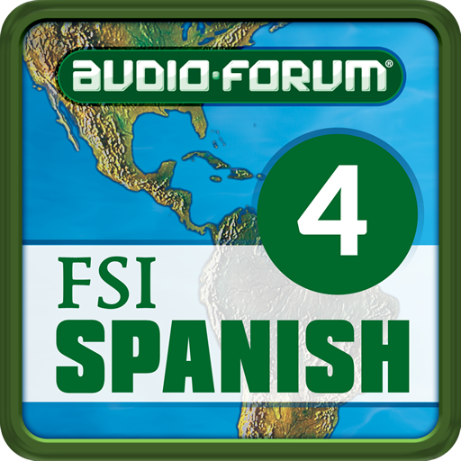 FSI: Spanish Basic Course Advanced B (Level 4) - by Audio-Forum / Foreign Service Institute: Amazon.es: Appstore para Android