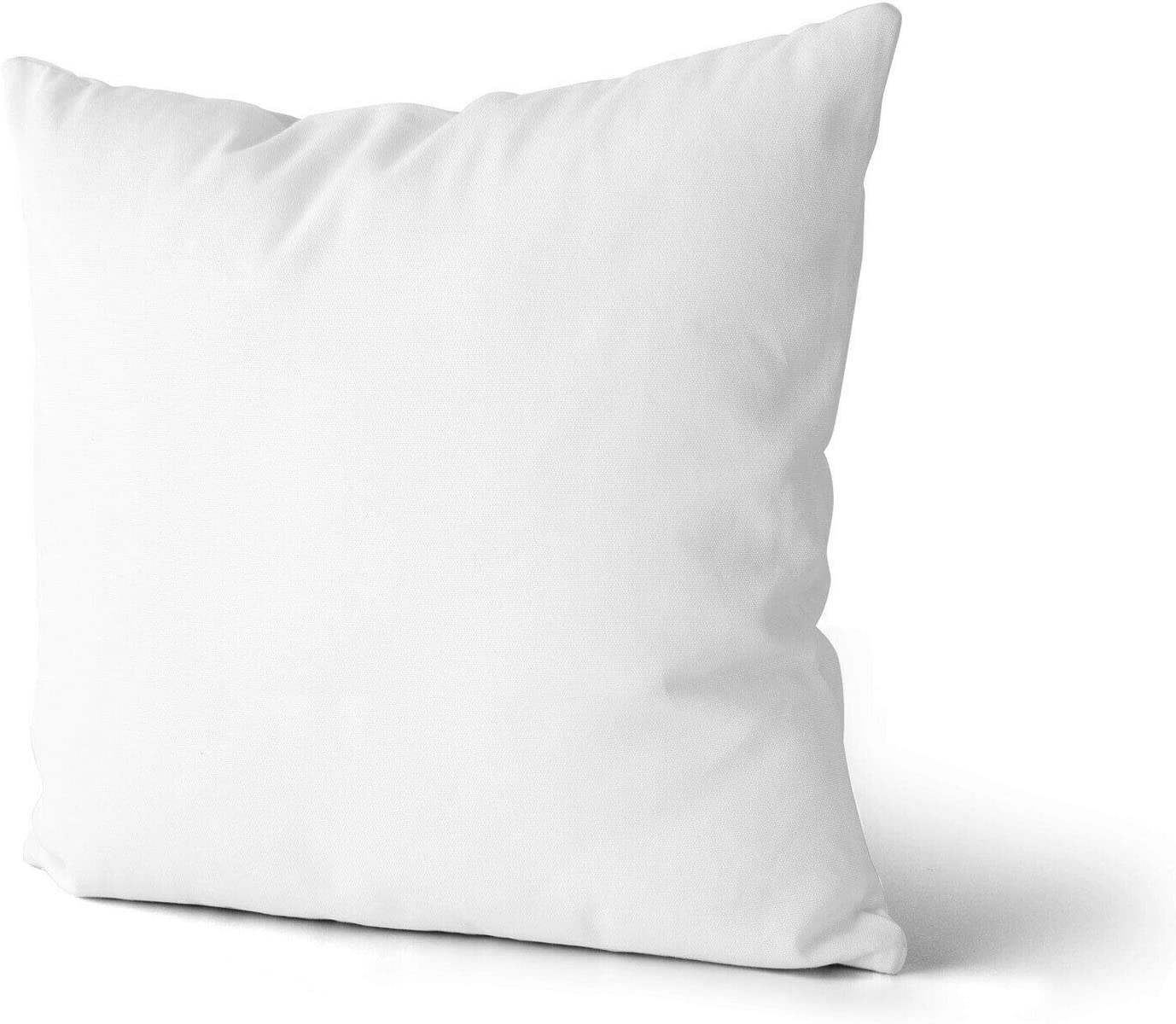 Extra Fill Plump Polyester Hollowfibre Super Soft Cushions Pads Inners Fillers Scatters 16x16 Pack of 1
