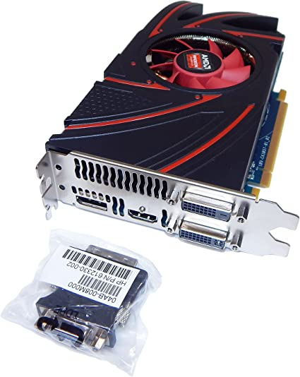 Amazon com: HP AMD Radeon R9 370 Hippo2 FH 2GB GDDR5 818419