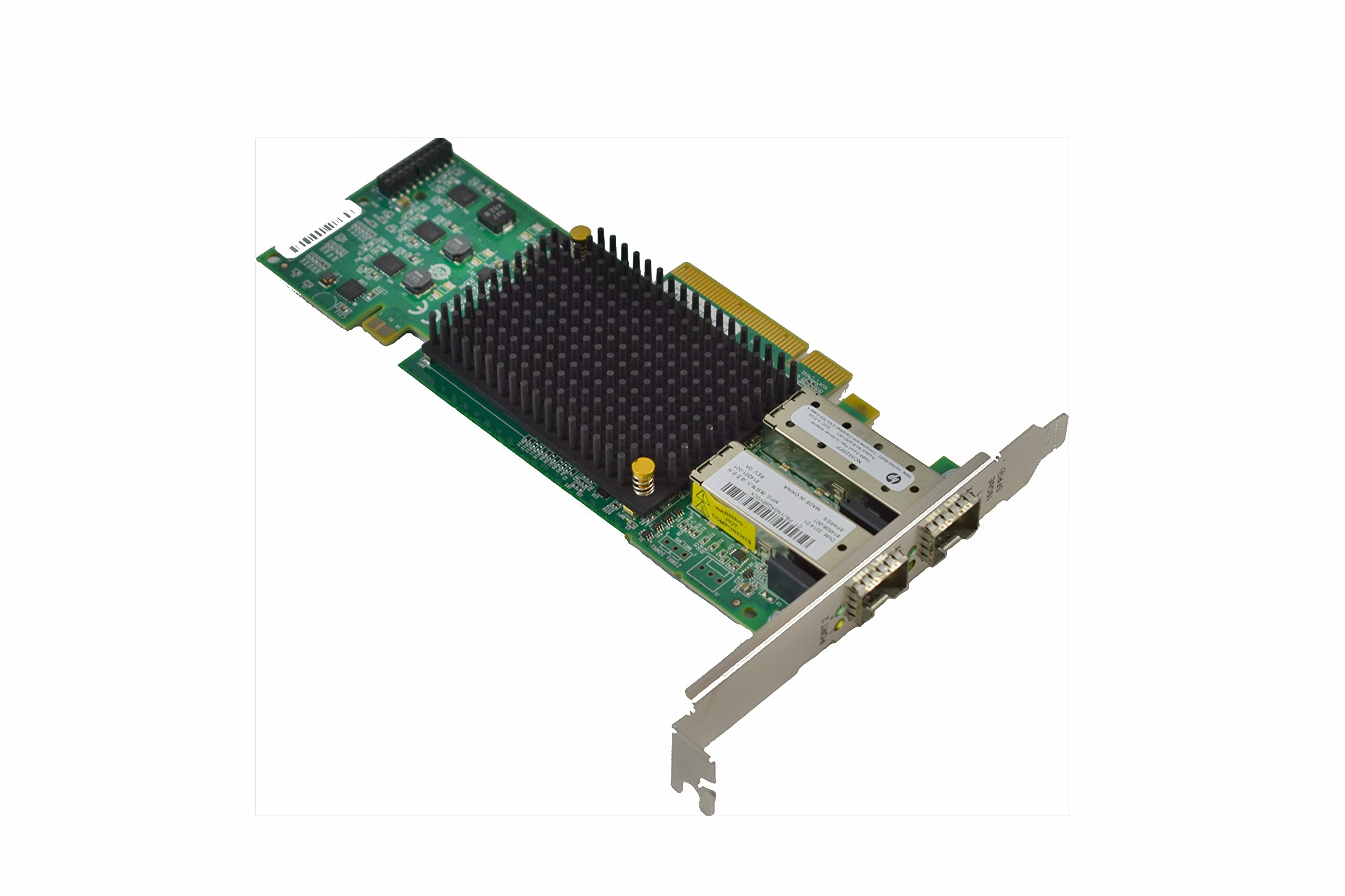 HP | 614203-B21 | NC552SFP | 10Gb 2-port PCI Express x8 Ethernet Server Adapter by HP