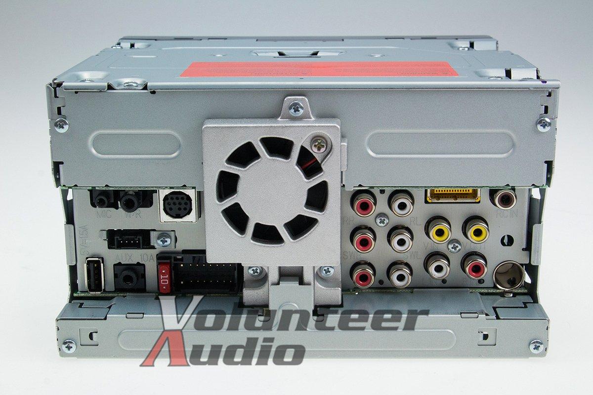 Volunteer Audio Pioneer AVH-2300NEX Double Din Radio Install Kit with Apple CarPlay Android Auto Bluetooth Fits 2013-2017 Honda Accord by Volunteer Audio (Image #7)