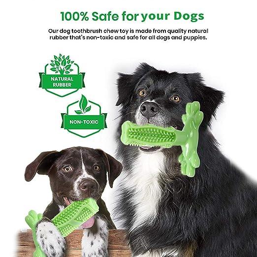 perros cepillo de dientes Juguetes para morder para ...