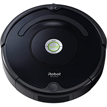 iRobot Roomba 614 Robot Vacuum Cleaner, Self-Charging, Good for Pet Hair,