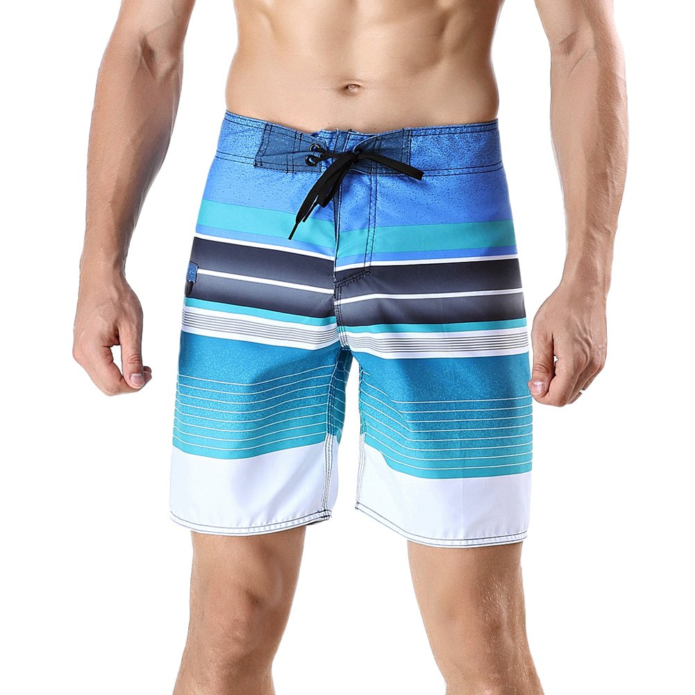 b205dd82e6d QRANSS Men's Boardshorts Swimming Trunks with Pocets