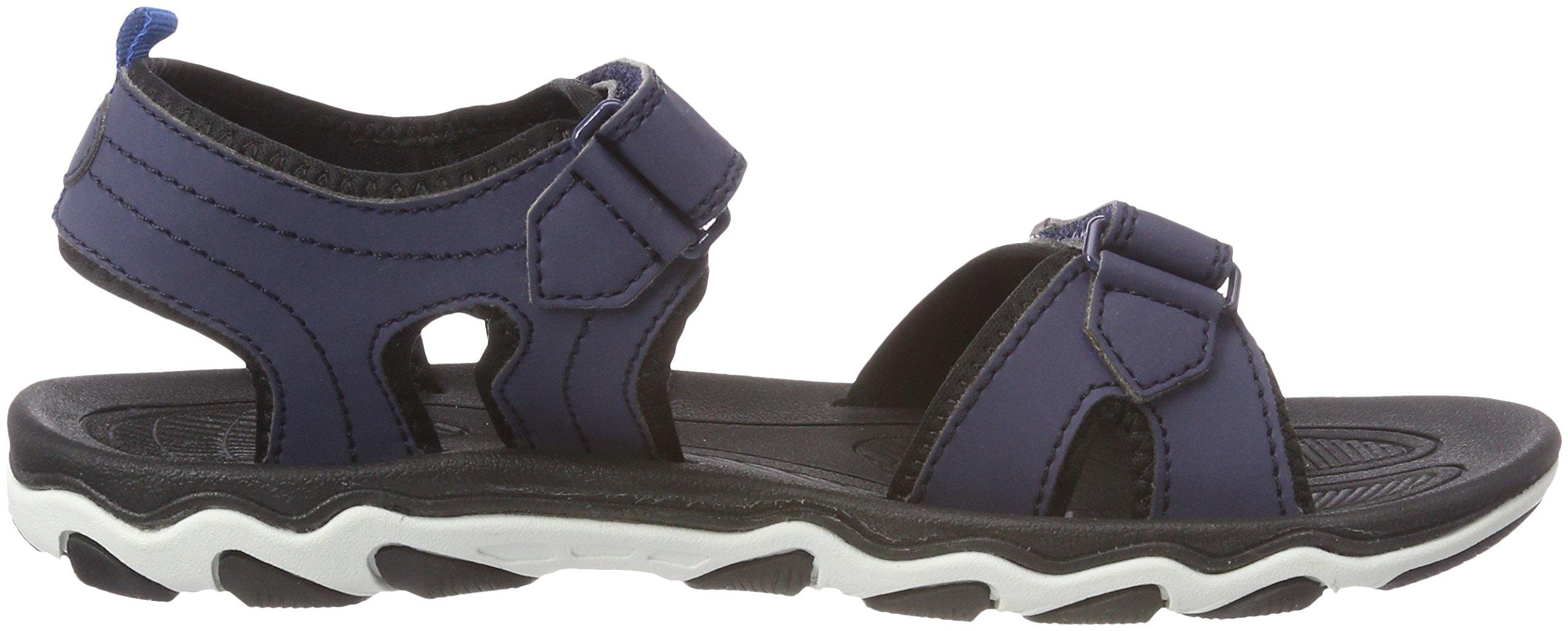 Hummel Kids Sport Sandals, Peacoat, 64-515-7666 (2.5 US) by Hummel (Image #6)